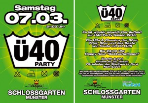Single party nrw ü40